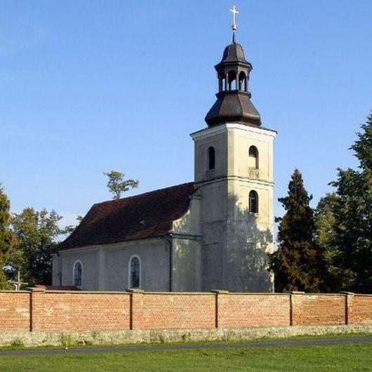 kościół we Włodarach